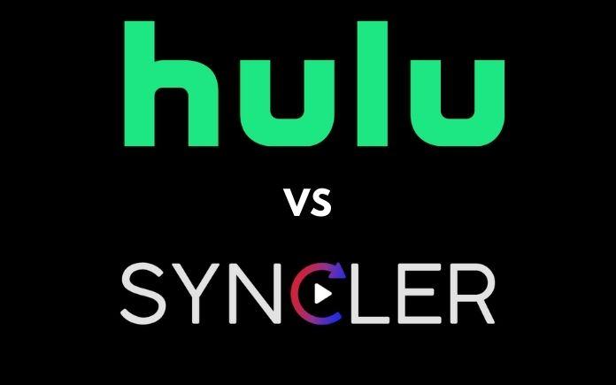 syncler vs Hulu